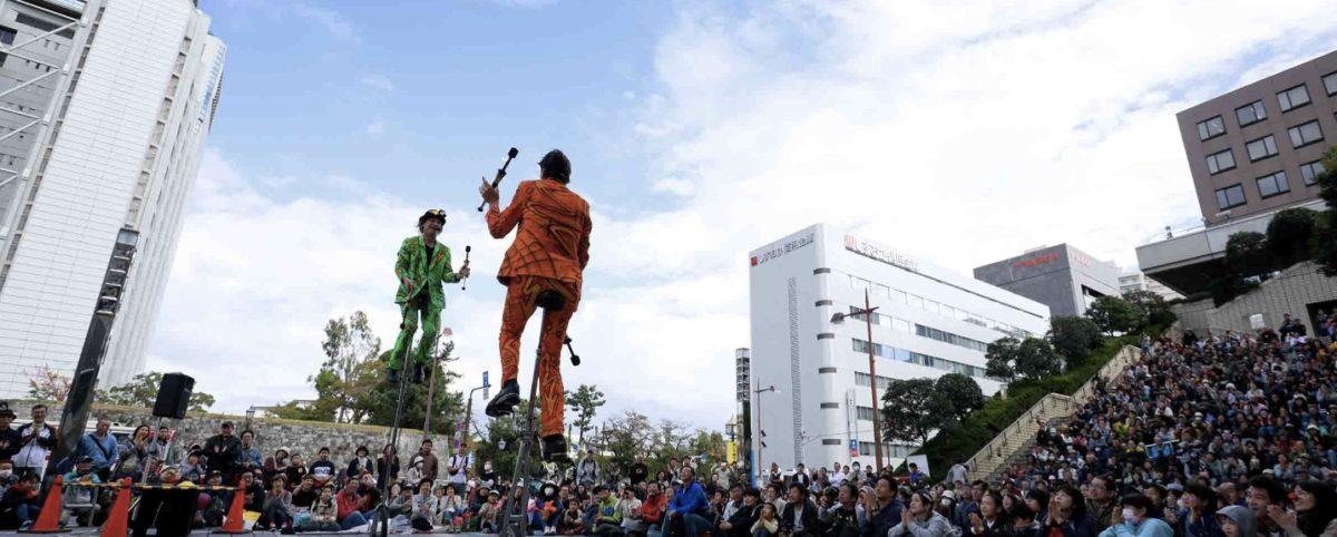 大道芸ワールドカップin静岡2019が今年も開催されます